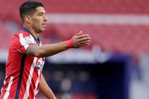 Suarez cán mốc 150 bàn ở La Liga, chỉ đứng sau Ronaldo