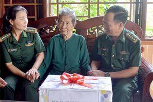 Nữ quân nhân Biên phòng hết lòng vì đồng đội, vì nhân dân biên giới