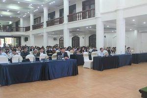 Gần 200 học viên của Hải Dương tham gia tập huấn pháp luật về đăng ký biện pháp đảm bảo năm 2020