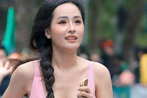 Hoa hậu Mai Phương Thúy, Đỗ Mỹ Linh tràn đầy năng lượng tại Hanoi Marathon ASEAN 2020