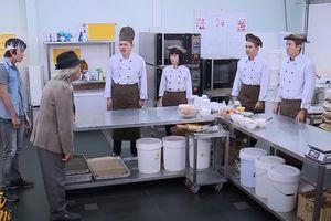 'Vua bánh mì' tập 23: Nguyện vào tiệm bánh so tài cùng Gia Bảo, Quốc Vinh