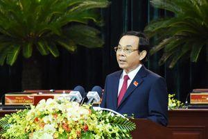 Tân Bí thư TP.HCM Nguyễn Văn Nên kêu gọi đồng tâm, hiệp lực phát triển TP