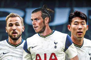 Trực tiếp Tottenham vs West Ham: Từng bừng ra mắt Gareth Bale