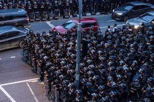 Điều 'chưa có tiền lệ' trong cuộc biểu tình diện rộng ở Thái Lan