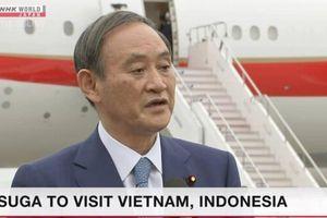 Chuyên gia Nga nói gì về chuyến công du Việt Nam của Thủ tướng Nhật Suga?