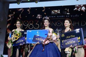 Nhà báo Trần Anh Thư giành danh hiệu Nữ hoàng trong cuộc thi Miss 83