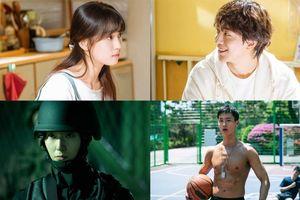 Rating 17/10: Krystal và Jang Dong Yoon 'bại trận' trước Suzy và Nam Joo Hyuk