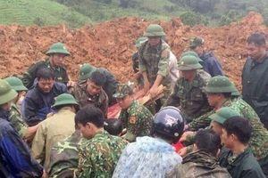2 chiến sĩ Sư đoàn 337 thoát chết kể lại giây phút sinh tử khi đất đá liên tục đổ xuống