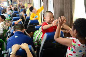 Quy định mua vé tàu cho trẻ em dịp Tết Tân Sửu 2021