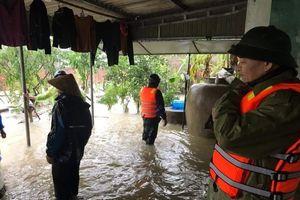Hà Tĩnh: Khẩn trương di dời dân vùng hạ du hồ Kẻ Gỗ