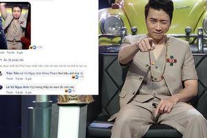 Karik bất ngờ đăng trạng thái lạ rồi xóa sau 5 phút, có lẽ nào liên quan đến bức ảnh 'lộ mỡ' tại Rap Việt?