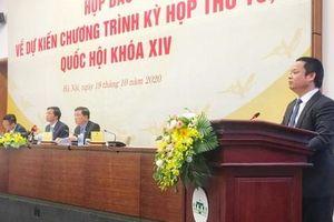 Các đại biểu Quốc hội sẽ dành một phút mặc niệm Thiếu tướng Nguyễn Văn Man