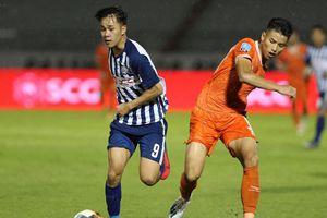 Chức vô địch hạng Nhất và suất V-League 2021 chưa thể ngã ngũ
