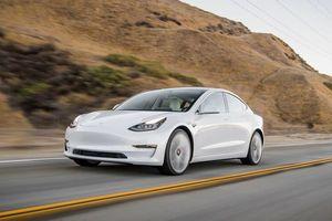Tesla Model 3 2021 được nâng cấp toàn diện
