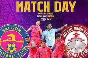Trận derby thành phố cuối cùng của HLV Chung?