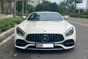 Ngắm Mercedes-AMG GT Roadster hơn 10 tỷ độc nhất Việt Nam