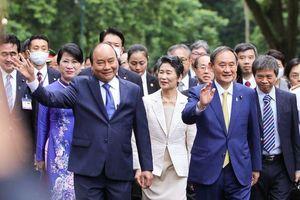 Tiềm năng phát triển quan hệ Nhật Bản-Việt Nam là 'không giới hạn'