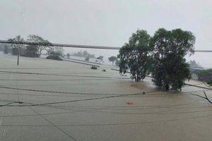 Quảng Bình hoãn tổ chức Đại hội để tập trung ứng phó mưa lũ