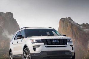 Bảng giá xe Ford mới nhất tại Việt Nam: Nhiều mẫu xe ưu đãi giá giảm mạnh