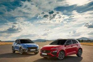 Hyundai tiếp tục nâng cấp dòng xe KONA, trang bị thêm nhiều công nghệ tiên tiến