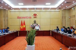 Sẽ trao Huân chương Độc lập hạng Nhì dịp kỷ niệm 100 năm Trường Quốc học Vinh - THPT Huỳnh Thúc Kháng