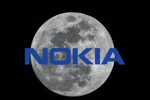 Nokia xây dựng mạng 4G trên mặt trăng cùng NASA