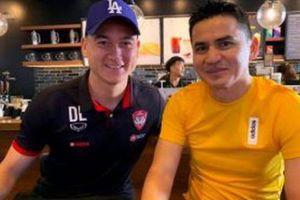 Huyền thoại bóng đá Thái Lan dẫn dắt thủ thành số 1 tuyển Việt Nam?
