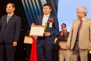 Trang học trực tuyến Tuyensinh247.com nhận giải thưởng Chuyển đổi số VN
