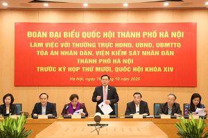 7 nhóm vấn đề ý kiến, kiến nghị của cử tri Hà Nội