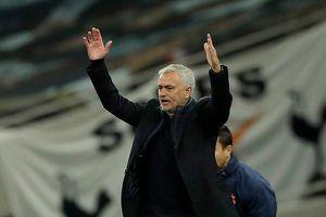 Jose Mourinho nói gì sau trận hòa nghiệt ngã của Tottenham?
