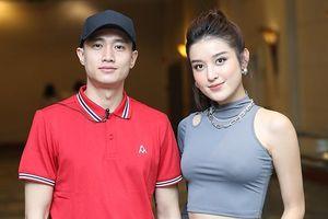 Huyền My khoe eo thon, hội ngộ Quốc Trường và Kyo York tại Hà Nội