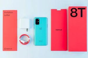 Mở hộp OnePlus 8T 5G: Tân binh đáng chú ý ở phân khúc cao cấp!