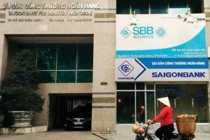 Saigonbank báo lãi quý III giảm 61%, cổ phiếu vừa lên sàn đã lao dốc