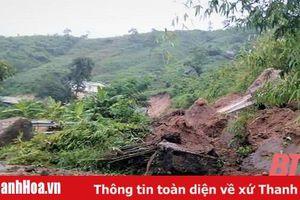 Thanh Hóa có gần 4.000 hộ dân nằm trong vùng nguy cơ sạt lở đất
