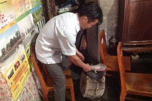 Cao Bằng: Tù và - nhạc cụ truyền thống của người Dao
