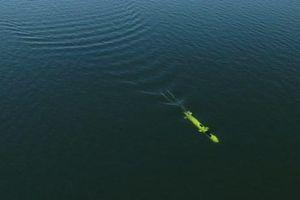 Trung Quốc chế tạo thiết bị lặn tự động để thu thập dữ liệu tại vùng hồ trên cao nguyên