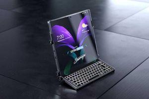 Rò rỉ thiết kế Galaxy Z Dual Fold - Như một máy tính bảng nhỏ xinh