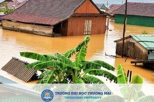 Nhiều trường đại học triển khai hỗ trợ sinh viên miền Trung trước lũ lụt lịch sử