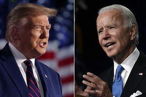 Bầu cử Mỹ đến gần, liệu ông Trump hay ông Biden tốt hơn với thị trường chứng khoán