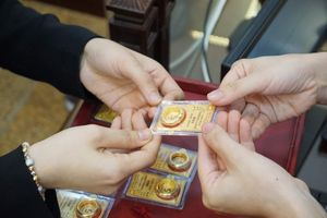 Giá vàng hôm nay ngày 19/10: Giá vàng trong nước tăng 60.000 đồng/lượng