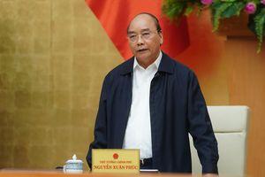 Thủ tướng Chính phủ Nguyễn Xuân Phúc: Sẵn sàng các phương án cứu dân với tinh thần không được để dân đói, dân rét, màn trời chiếu đất