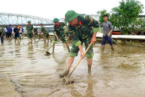 Đề phòng dịch bệnh có thể bùng phát mùa mưa lũ