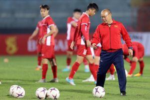 ĐT Việt Nam khởi động cho AFF Cup 2021 ngay từ cuối năm nay