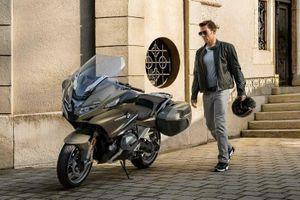 BMW ra mắt R 1250 RT mới với công nghệ kiểm soát hành trình chủ động