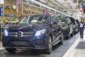 Mercedes-Benz gặt hái doanh thu lớn trong đại dịch