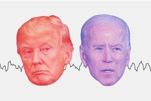 Đối lập chính sách giữa ông Trump và Biden