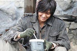 Lee Min Ho đóng vai con nhà nghèo