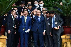 Phong cách của ông Suga sẽ thúc đẩy hợp tác Nhật - ASEAN