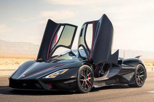 Ôtô thương mại đầu tiên vượt ngưỡng tốc độ 530 km/h