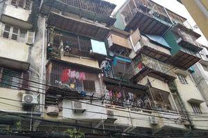 Hà Nội: Rà soát đảm bảo an toàn nhà chung cư cũ